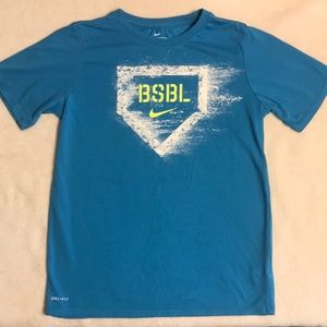 Nike Boys BSBL Tee